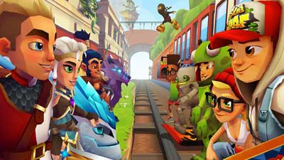 Скачать Subway Surfers 1.112.0 на компьютер (Windows) торрент