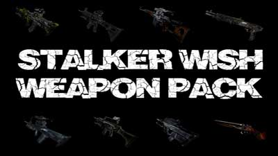 STALKER-Weapon-Pack